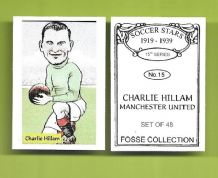 Manchester United Charlie Hillam 15 (FC)
